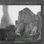 دانلود Digital Tutors Integrating Photographs into Paintings in Photoshop آموزش یکپارچه سازی عکس ها و نقاشی ها برای خلق مناظر خلاقانه در فتوشاپ آموزش گرافیکی مالتی مدیا