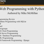 دانلود Infinite Skills Web Programming With Python آموزش برنامه نویسی وب با پایتون آموزش برنامه نویسی طراحی و توسعه وب مالتی مدیا