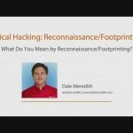 دانلود ویدیو آموزشی دوره هک اخلاقی: Reconnaissance/Footprinting آموزش شبکه و امنیت مالتی مدیا