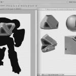 دانلود Digital Tutors Kit Bashing a Mech Soldier Concept in Photoshop آموزش فتوشاپ، طراحی سریع یک کاراکتر ربات آموزش گرافیکی مالتی مدیا