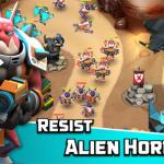 دانلود Alien Creeps TD 2.6.0  بازی خزش بیگانگان اندروید + مود استراتژیک بازی اندروید موبایل