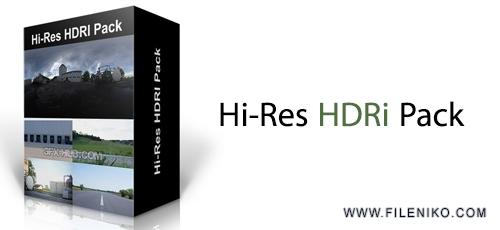 Hi-Res-HDRI-Pack