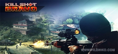 دانلود Kill Shot Bravo 2.10.1  بازی اسنایپری شلیک مرگبار اندروید