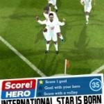 دانلود Score! Hero 1.55  بازی فوتبال سبک جدید خارق العاده اندروید + مود بازی اندروید موبایل ورزشی