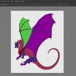 دانلود ویدیوهای آموزشی The Basics of Coloring and Shading Line آموزش گرافیکی مالتی مدیا