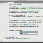 دانلود ویدیوهای آموزشی ساخت آپلودر Drag & Drop برای وب سایت طراحی و توسعه وب مالتی مدیا