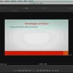 دانلود ویدیوهای آموزشی Developing Python Tools in NUKE آموزش برنامه نویسی مالتی مدیا