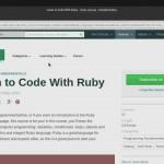 دانلود ویدیوهای آموزشی آشنایی با کتابخانه های Ruby آموزش برنامه نویسی مالتی مدیا