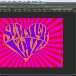 دانلود Photoshop For Designers Type Effects فیلم آموزشی کار با افکت های فتوشاپ آموزش گرافیکی مالتی مدیا