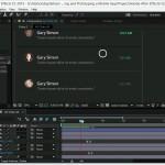 دانلود Mobile App Design and Prototyping in Photoshop and After Effects فیلم آموزشی طراحی برنامه ی موبایل و نمونه سازی در فتوشاپ و افترافکت آموزش گرافیکی مالتی مدیا