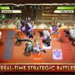 دانلود HEAVENSTRIKE RIVALS - بازی نجات بشریت اندروید + دیتا اکشن بازی اندروید موبایل
