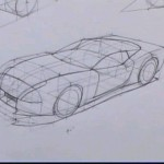 دانلود فیلم آموزشی How to Draw Cars  چگونه خودرو طراحی کنیم آموزش گرافیکی آموزشی مالتی مدیا