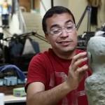 دانلود فیلم آموزش مجسمه سازی Portrait Sculpture with David Fandino گوناگون مالتی مدیا