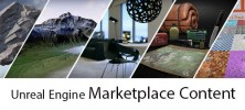 Unreal-Engine-Marketplace-Content