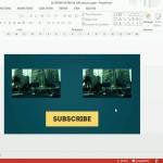 دانلود Udemy Make YouTube Outros in PowerPoint 2013 فیلم آموزش ساخت و ویرایش ویدئو برای انتشار در یوتوب آموزش صوتی تصویری آموزش عمومی کامپیوتر و اینترنت آموزشی مالتی مدیا