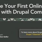 دانلود Lynda Create Your First Online Store with Drupal Commerce فیلم آموزشی ساخت فروشگاه آنلاین با دروپال کامرس طراحی و توسعه وب مالتی مدیا
