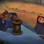 دانلود انیمیشن نجات دهندگان The Rescuers دوبله فارسی دو زبانه انیمیشن مالتی مدیا