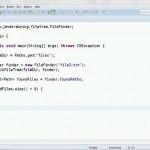 دانلود Java Advanced Training - آموزش برنامه نویسی جاوا پیشرفته آموزش برنامه نویسی مالتی مدیا