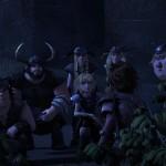 دانلود انیمیشن سریالی زیبای اژدها سواران برک DreamWorks Dragons فصل چهارم انیمیشن مالتی مدیا