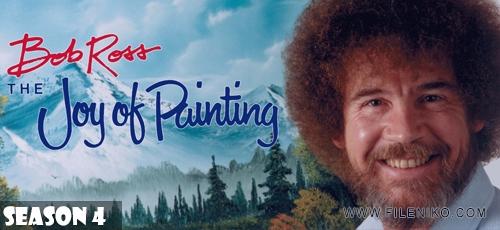 دانلود The Joy of Painting مجموعه فیلم های لذت نقاشی با باب راس – فصل چهارم