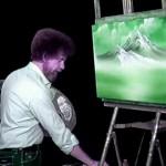 دانلود The Joy of Painting مجموعه فیلم های لذت نقاشی با باب راس  فصل دهم آموزش نقاشی آموزشی مالتی مدیا