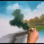 دانلود The Joy of Painting مجموعه فیلم های لذت نقاشی با باب راس  فصل یازدهم آموزش نقاشی آموزشی مالتی مدیا
