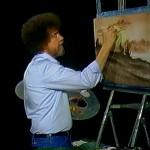 دانلود The Joy of Painting مجموعه فیلم های لذت نقاشی با باب راس  فصل دوازدهم آموزش نقاشی آموزشی مالتی مدیا