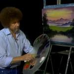 دانلود The Joy of Painting مجموعه فیلم های لذت نقاشی با باب راس فصل سیزدهم آموزش نقاشی آموزشی مالتی مدیا
