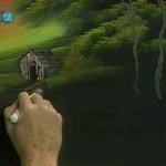 دانلود The Joy of Painting مجموعه فیلم های لذت نقاشی با باب راس  فصل شانزدهم آموزش نقاشی آموزشی مالتی مدیا