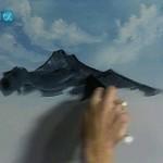 دانلود The Joy of Painting مجموعه فیلم های لذت نقاشی با باب راس  فصل هجدهم آموزش نقاشی آموزشی مالتی مدیا