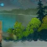 دانلود The Joy of Painting مجموعه فیلم های لذت نقاشی با باب راس  فصل بیستم آموزش نقاشی آموزشی مالتی مدیا