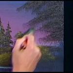 دانلود The Joy of Painting مجموعه فیلم های لذت نقاشی با باب راس - فصل ششم آموزش نقاشی آموزشی مالتی مدیا