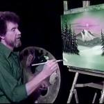 دانلود The Joy of Painting مجموعه فیلم های لذت نقاشی با باب راس فصل نهم آموزش نقاشی آموزشی مالتی مدیا