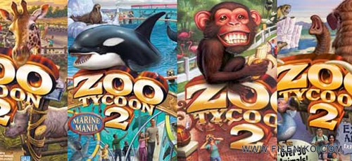 دانلود بازی Zoo Tycoon 2 Ultimate Collection برای PC