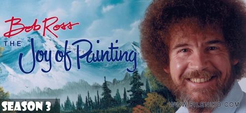 دانلود The Joy of Painting مجموعه فیلم های لذت نقاشی با باب راس – فصل سوم