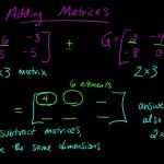 دانلود فیلم آموزش معرفی ماتریس ها ریاضی مالتی مدیا