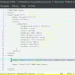 دانلود فیلم آموزش ترفندها و مسائل CSS3 و HTML5 طراحی و توسعه وب مالتی مدیا