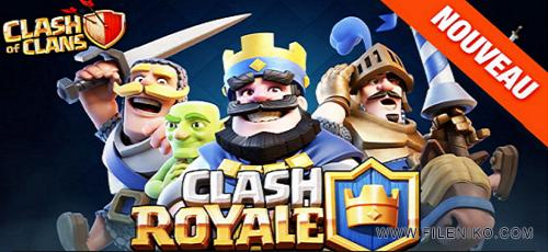دانلود Clash Royale  آخرین نسخه بازی کلش رویال برای اندروید