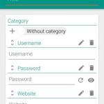 دانلود Password Safe 4.2.2 Pro/Unlocked  ذخیره امن پسوردها اندروید موبایل نرم افزار اندروید