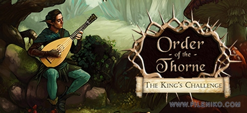 The-Order-of-the-Thorne---The-King's-Challenge