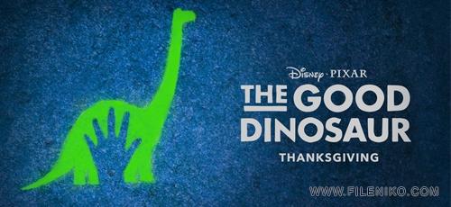 دانلود انیمیشن دایناسور خوب – The Good Dinosaur