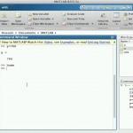 دانلود فیلم آموزشی Learn Matlab Programming In Less Than 30 Days آموزش برنامه نویسی آموزش نرم افزارهای مهندسی مالتی مدیا