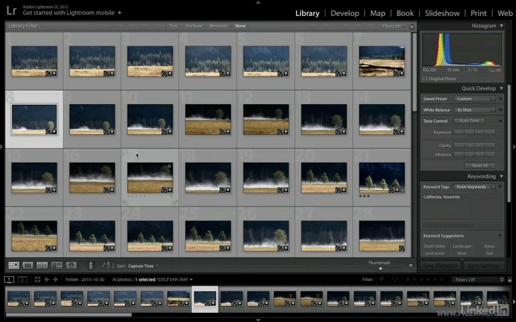دانلود فیلم آموزش عکاسی حرفه ای توسط لایتروم و فتوشاپ - فایل نیکودانلود فیلم آموزش عکاسی حرفه ای توسط لایتروم و فتوشاپ آموزش عکاسی آموزش  گرافیکی مالتی مدیا
