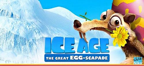 دانلود انیمیشن Ice Age: The Great Egg-Scapade