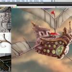 دانلود فیلم آموزشی How To Design Fantasy Vehicles آموزش گرافیکی مالتی مدیا