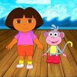 دانلود انیمیشن سینمایی Dora's Pirate Adventure انیمیشن مالتی مدیا
