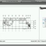 دانلود فیلم آموزشی AutoCAD 2017 Essential Training آموزش نرم افزارهای مهندسی مالتی مدیا