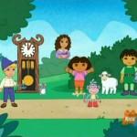 دانلود فصل سوم انیمیشن سریالی Dora the Explorer دورای جستجوگر انیمیشن مالتی مدیا مجموعه تلویزیونی