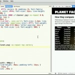 دانلود فیلم آموزشی طراحی جدول برای سایت طراحی و توسعه وب مالتی مدیا