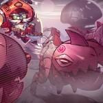 دانلود بازی Awesomenauts Overdrive Expansion برای PC استراتژیک اکشن بازی بازی کامپیوتر